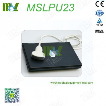 Portable laptop ultrasound scanner with CE certificate MSLPU23