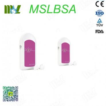 A Pocket Fetal Doppler MSLBSA
