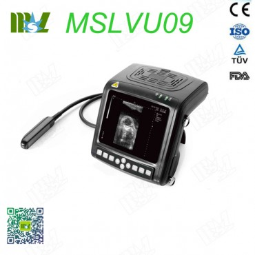 Medical veterinary ultrasound machine-MSLVU09
