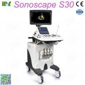 ecografie endovaginala SonoScape S30 price | ecografie doppler