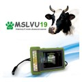 Portable Reversible Screen Ultrasound Machine For Veterinary MSLVU19
