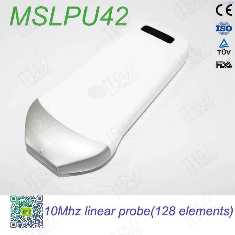 wireless ultrasound remote probes